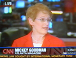 CNN Interviews Mickey Goodman
